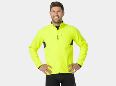 Bontrager Men's Circuit Softshell Cycling Jacket - Idaho Mountain Touring