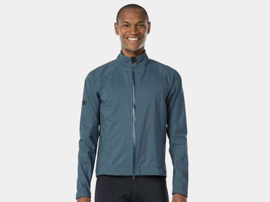 Bontrager Men's Velocis Cycling Rain Jacket - Idaho Mountain Touring