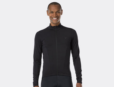 Bontrager Men's Velocis Long Sleeve Thermal Cycling Jersey - Idaho Mountain Touring