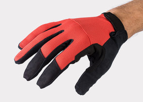Quantum Full Finger Cycling Glove - Idaho Mountain Touring