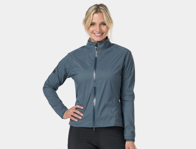 Bontrager Women's Velocis Cycling Rain Jacket - Idaho Mountain Touring
