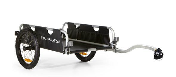 Burley Flatbed Trailer - Idaho Mountain Touring