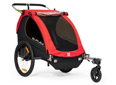 Burley Honey Bee Kids Bike Trailer / Stroller - Idaho Mountain Touring
