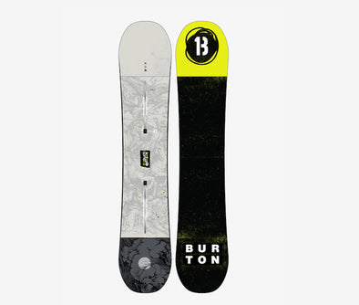 Burton Men's Descendant Camber Snowboard - Idaho Mountain Touring