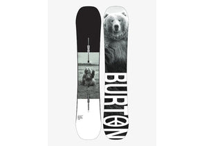 Burton Men's Process Camber Snowboard - Idaho Mountain Touring