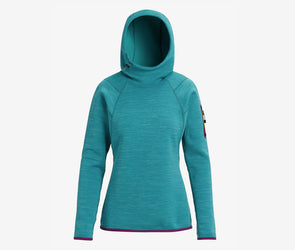 Women's [ak] Turbine Pullover Fleece Hoody