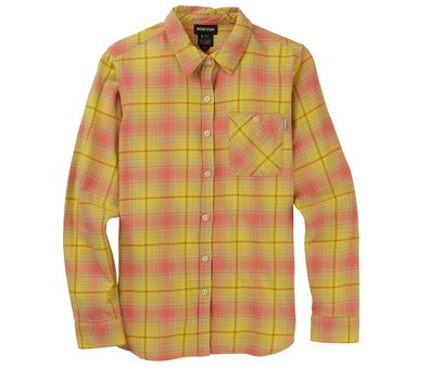 Burton Women's Grace Long Sleeve Flannel - Idaho Mountain Touring