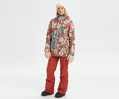 Burton Women's Jet Set Jacket - Idaho Mountain Touring