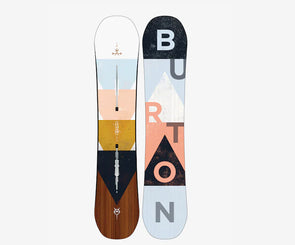 Burton Women's Yeasayer Flat Top Snowboard - Idaho Mountain Touring