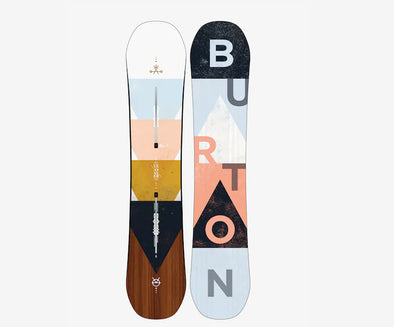 Women's Yeasayer Flat Top Snowboard