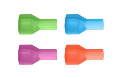CamelBak Big Bite Valves - 4 Color Pack - Idaho Mountain Touring