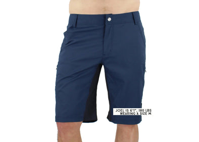 Men's Fuze Bike Short - Idaho Mountain Touring
