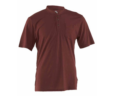 Men's Rambler Poly-Wool Henley