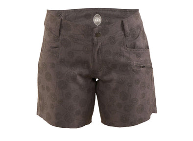 Women's Eden Print Cycling Short - No Liner