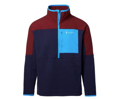 Men's Dorado Half-Zip Fleece Jacket - Idaho Mountain Touring