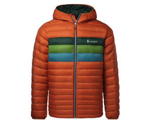 Men's Fuego Down Hooded Jacket