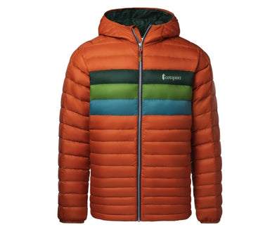 Cotopaxi Men's Fuego Down Hooded Jacket - Idaho Mountain Touring