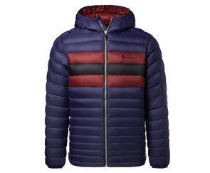 Men's Fuego Down Hooded Jacket - Idaho Mountain Touring