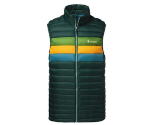 Cotopaxi Men's Fuego Down Vest - Idaho Mountain Touring