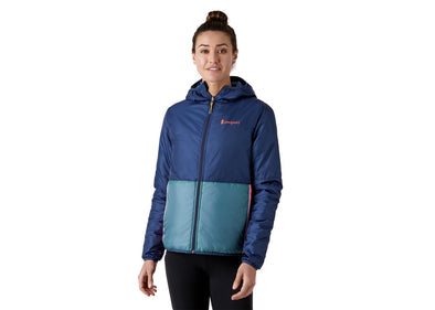 Women's Teca Calido Hooded Jacket - Idaho Mountain Touring