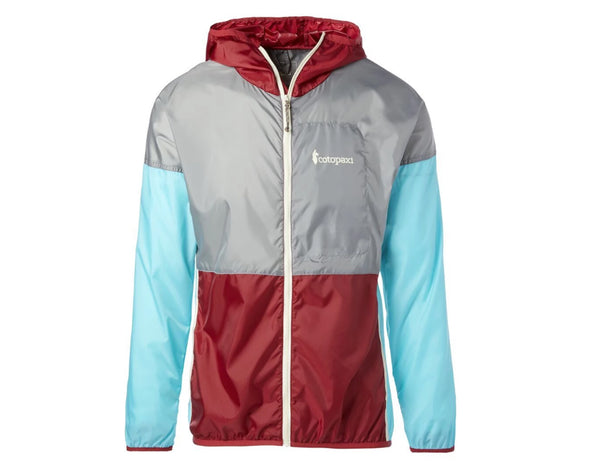 Cotopaxi Unisex Teca Windbreaker Full-Zip - Idaho Mountain Touring