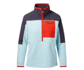 Women's Dorado Half-Zip Fleece Jacket - Idaho Mountain Touring