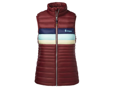 Cotopaxi Women's Fuego Down Vest - Idaho Mountain Touring