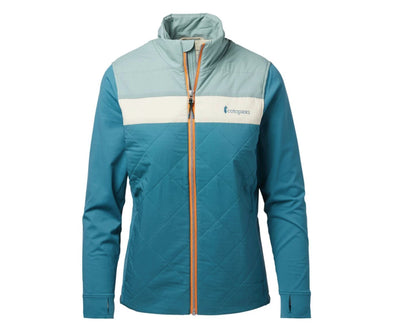Cotopaxi Women's Monte Hybrid Jacket - Idaho Mountain Touring