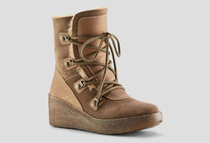 Cougar Shoes Inc. Women's Dylan Suede Shearling Boot - Idaho Mountain Touring