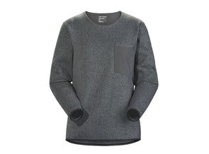 Arcteryx Women's Covert Sweater - Idaho Mountain Touring