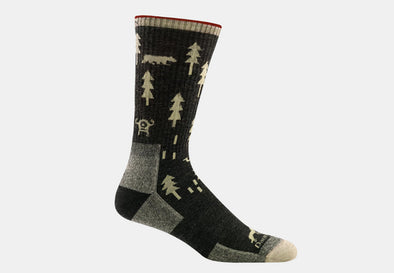 Men's ABC Boot Sock Cushion - Idaho Mountain Touring