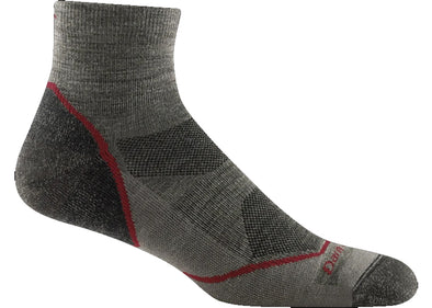 Men's 1/4 Lightweight Hiking Sock - Idaho Mountain Touring
