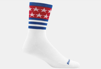 Men's Stars / Stripes Micro Crew Ultra-Light