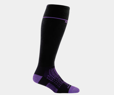 Darn Tough Women's RFL Over the Calf Ultra Light Socks - Idaho Mountain Touring