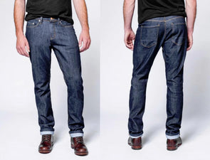Men's Performance Denim Relaxed - Idaho Mountain Touring
