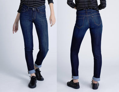 Women's Straight & Narrow Fit Jeans