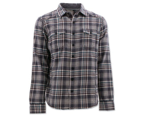 Aventura / Ecoths Men's Corbin Long Sleeve Flannel - Idaho Mountain Touring