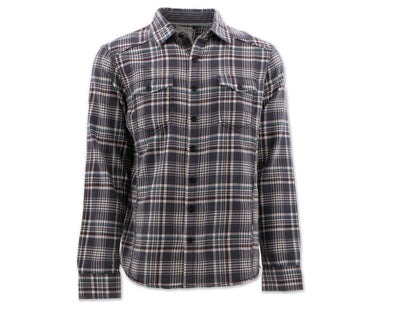 Men's Corbin Long Sleeve Flannel