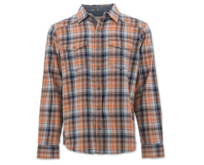 Aventura / Ecoths Men's Kaden Long Sleeve Shirt - Idaho Mountain Touring