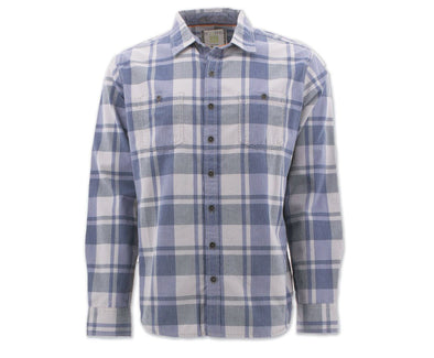 Aventura / Ecoths Men's Spencer Long Sleeve Shirt - Idaho Mountain Touring