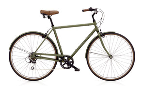 Electra Men's Loft 7D Commuter Bike - 2021 - Idaho Mountain Touring