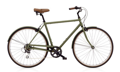 Electra Men's Loft 7D Commuter Bike - Idaho Mountain Touring