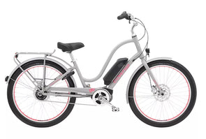 Electra Townie Go! 5i Step Thru E-Bike - Idaho Mountain Touring