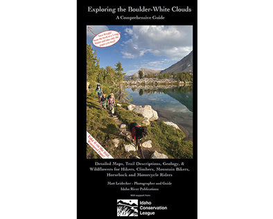 Misc Books and Media Exploring the Boulder - White Clouds - Idaho Mountain Touring