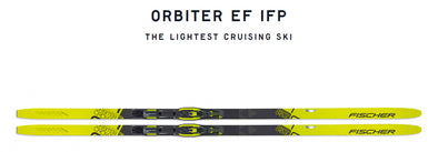 Fischer Orbiter EF IPF Lightweight Cruising Ski - Idaho Mountain Touring
