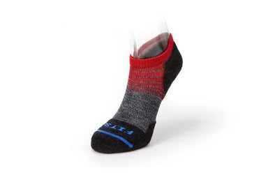 Men's Light Runner ( Tri-Stripe ) Low Cut Sock