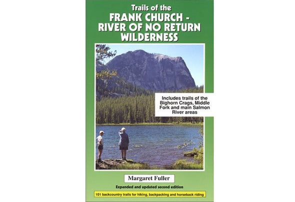 Misc Books and Media Frank Church - River of No Return Wilderness - Idaho Mountain Touring