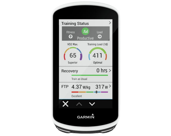 Garmin Edge 1030 Cycling Computer - Idaho Mountain Touring