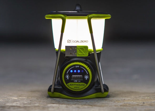 Goal Zero Lighthouse Mini Lantern - Idaho Mountain Touring