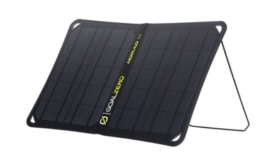 Goal Zero Nomad 10 - 10 Watt Portable Solar Panel - Idaho Mountain Touring